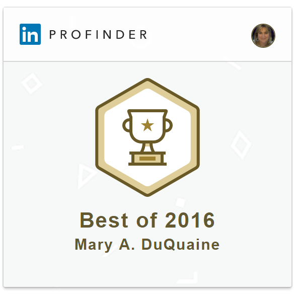 Mary DuQuaine Best of Profinder
